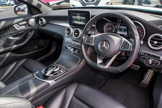 2016 Mercedes-Benz C-Class S205 807+057MY C200 Estate 9G-Tronic White 9 Speed Sports Automatic Wagon