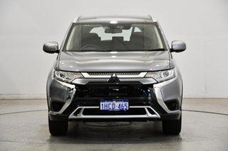 2020 Mitsubishi Outlander ZL MY20 ES 2WD Titanium 6 Speed Constant Variable Wagon.