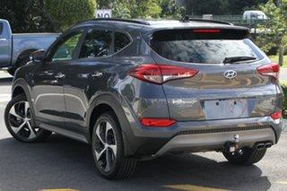 2017 Hyundai Tucson TLE2 MY18 Highlander AWD Grey 6 Speed Sports Automatic Wagon.