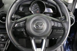 2017 Mazda 2 DJ MY17 Maxx Eternal Blue 6 Speed Automatic Hatchback