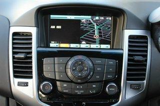 2012 Holden Cruze JH Series II MY13 SRi-V Grey 6 Speed Sports Automatic Sedan