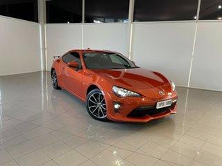 2017 Toyota 86 ZN6 GTS Orange 6 Speed Manual Coupe.