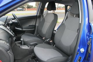 2013 Hyundai Accent RB Active 4 Speed Automatic Hatchback