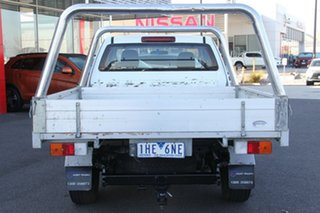 2016 Isuzu D-MAX MY15 SX Space Cab White 5 Speed Manual Cab Chassis