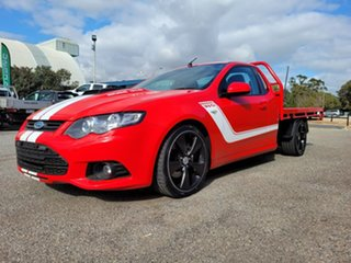2013 Ford Performance Vehicles GS FG Mk II Boss 315 Red 6 Speed Manual Utility