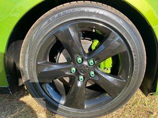 2011 Holden Cruze JH Series II MY11 SRi-V Green 6 Speed Manual Sedan