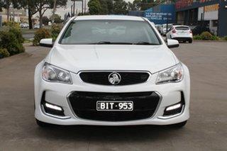 2016 Holden Commodore VF II SV6 6 Speed Automatic Sportswagon.