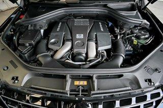 2013 Mercedes-Benz M-Class W166 ML63 AMG SPEEDSHIFT DCT Black 7 Speed Sports Automatic Dual Clutch
