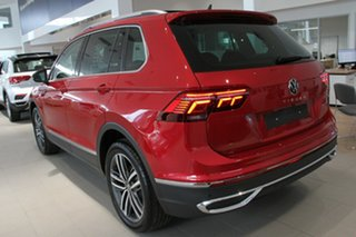 2021 Volkswagen Tiguan 5N MY21 162TSI Elegance DSG 4MOTION Red 7 Speed Sports Automatic Dual Clutch.
