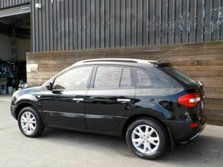 2009 Renault Koleos H45 Dynamique Black 1 Speed Constant Variable Wagon