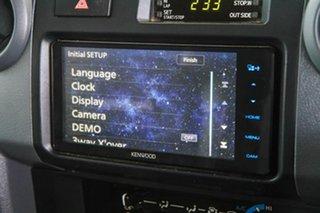 2015 Toyota Landcruiser VDJ79R MY12 Update GXL (4x4) French Vanilla 5 Speed Manual