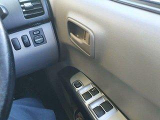 2012 Mitsubishi Triton MN MY12 GL-R Double Cab Black 5 Speed Manual Utility
