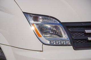 2015 LDV V80 Low Roof SWB White 6 Speed Automated Manual Van.