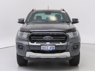 2020 Ford Ranger PX MkIII MY21.25 Wildtrak 2.0 (4x4) Grey 10 Speed Automatic Double Cab Pick Up.
