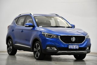 2018 MG ZS AZS1 Excite 2WD Regal Blue 4 Speed Automatic Wagon
