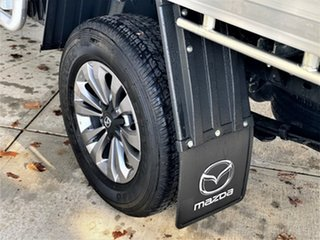 2020 Mazda BT-50 XT Cab Chassis