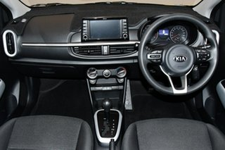 2019 Kia Picanto JA MY19 S Green 4 Speed Automatic Hatchback