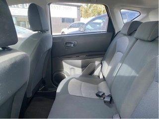 2011 Nissan Dualis J10 Series II ST (4x2) Black 6 Speed CVT Auto Sequential Wagon