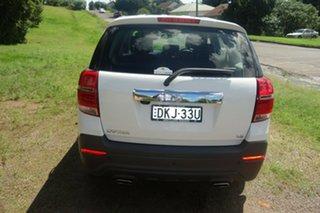 2016 Holden Captiva CG MY17 LS 2WD White 6 Speed Sports Automatic Wagon