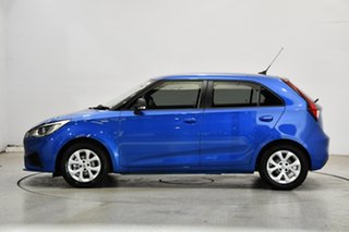 2019 MG MG3 SZP1 MY18 Core Regal Blue 4 Speed Automatic Hatchback.
