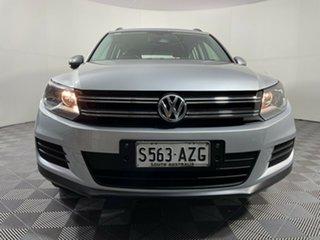 2013 Volkswagen Tiguan 5N MY14 118TSI DSG 2WD Grey 6 Speed Sports Automatic Dual Clutch Wagon.