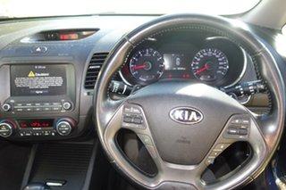 2013 Kia Cerato YD MY13 SLi Blue 6 Speed Sports Automatic Sedan