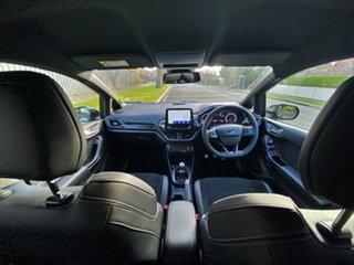 2020 Ford Fiesta WG 2021MY ST Agate Black 6 Speed Manual Hatchback.
