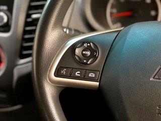 2016 Mitsubishi Triton MQ MY16 GLX Double Cab Silver 6 Speed Manual Utility