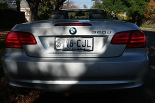 2010 BMW 3 Series E93 MY10 320d Steptronic Silver 6 Speed Sports Automatic Convertible