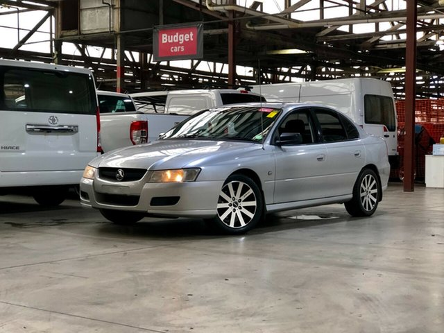 Used Holden Commodore VZ Executive Mile End South, 2005 Holden Commodore VZ Executive Silver 4 Speed Automatic Sedan