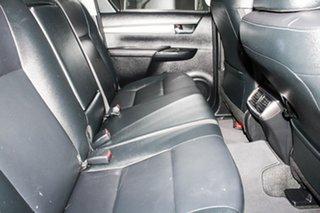 2017 Toyota Hilux GUN126R SR5 Double Cab Grey 6 Speed Manual Utility