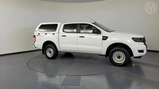2016 Ford Ranger PX MkII XL 2.2 Hi-Rider (4x2) White 6 Speed Automatic Crew Cab Pickup
