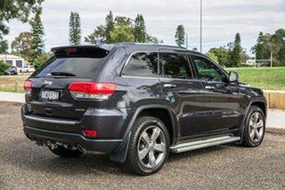 2015 Jeep Grand Cherokee WK MY15 Limited Maximum Steel 8 Speed Sports Automatic Wagon