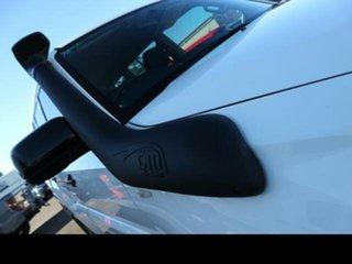2008 Mitsubishi Pajero NS GLX LWB (4x4) White 5 Speed Manual Wagon