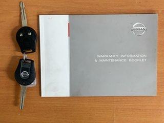 2016 Nissan Navara D23 S2 ST White 6 Speed Manual Utility