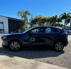 2021 Mazda CX-30 G25 Astina Blue 6 Speed Automatic Wagon