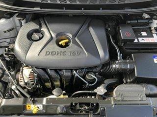 2012 Hyundai Elantra MD2 Active Silver 6 Speed Manual Sedan