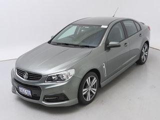 2014 Holden Commodore VF SV6 Grey 6 Speed Automatic Sedan