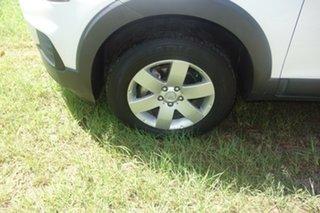 2016 Holden Captiva CG MY17 LS 2WD White 6 Speed Sports Automatic Wagon.