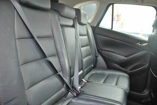 2013 Mazda CX-5 MY13 Akera (4x4) Blue 6 Speed Automatic Wagon