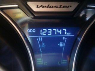 2014 Hyundai Veloster FS4 Series II SR Coupe Turbo Black 6 Speed Manual Hatchback.