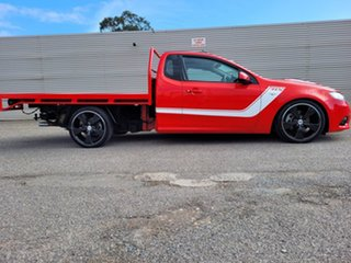 2013 Ford Performance Vehicles GS FG Mk II Boss 315 Red 6 Speed Manual Utility.