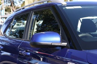 2020 Hyundai Venue QX MY20 Go Blue 6 Speed Automatic Wagon