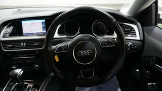 2014 Audi A5 8T MY15 (N5) S Tronic Quattro Silver 7 Speed Sports Automatic Dual Clutch Coupe
