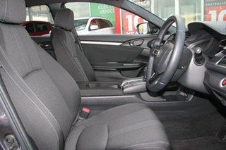 2020 Honda Civic 10th Gen MY20 VTi-S Grey 1 Speed Constant Variable Hatchback