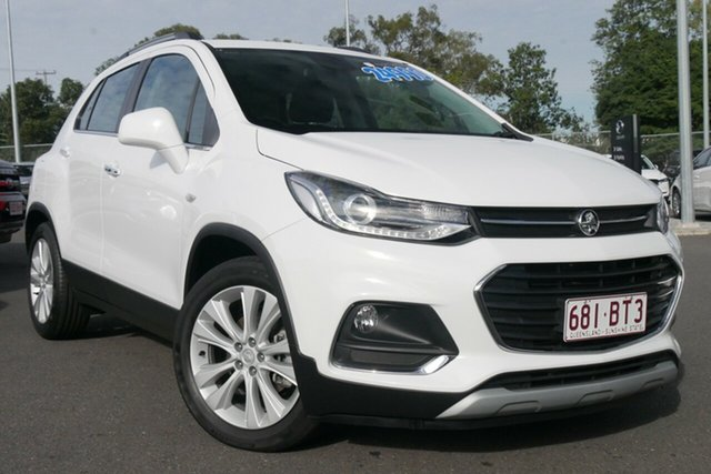 Used Holden Trax TJ MY20 LT Hillcrest, 2020 Holden Trax TJ MY20 LT White 6 Speed Automatic Wagon