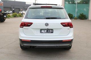 2016 Volkswagen Tiguan 5NA 110 TSI Comfortline 6 Speed Direct Shift Wagon