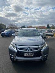 2016 Mitsubishi Pajero Sport QE MY16 Exceed Grey 8 Speed Sports Automatic Wagon.