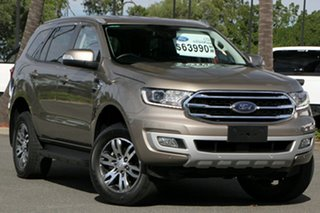 2020 Ford Everest UA II 2020.75MY Trend Fawn 10 Speed Sports Automatic SUV.