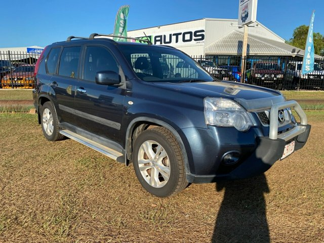 Used Nissan X-Trail T31 Series V ST-L 2WD Berrimah, 2013 Nissan X-Trail T31 Series V ST-L 2WD Blue 1 Speed Constant Variable Wagon